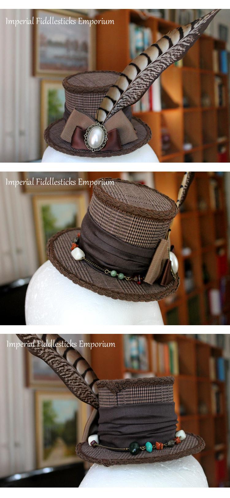 Adventurer's Prize Mini Hat