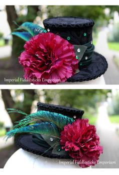 Dancing Queen Mini Hat