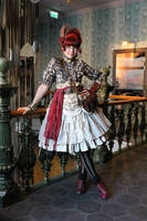 Steampunk Pirate Outfit