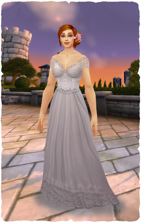 The Blushing Bride by ImperialFiddlesticks