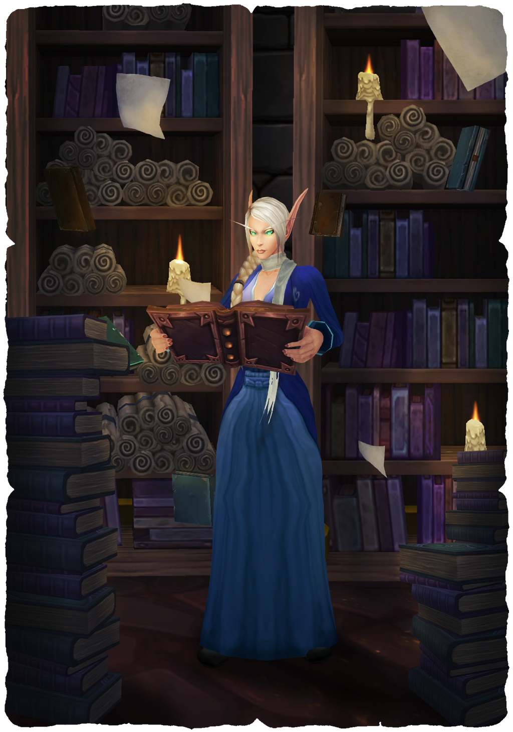 The Bookworm