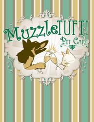 Muzzle Tuft Logo by mmmmmpig