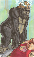 Gorilla Grodd by mmmmmpig