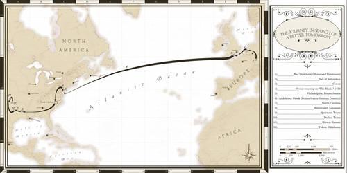 Journey Map by mmmmmpig