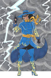 lightning Rod by mmmmmpig