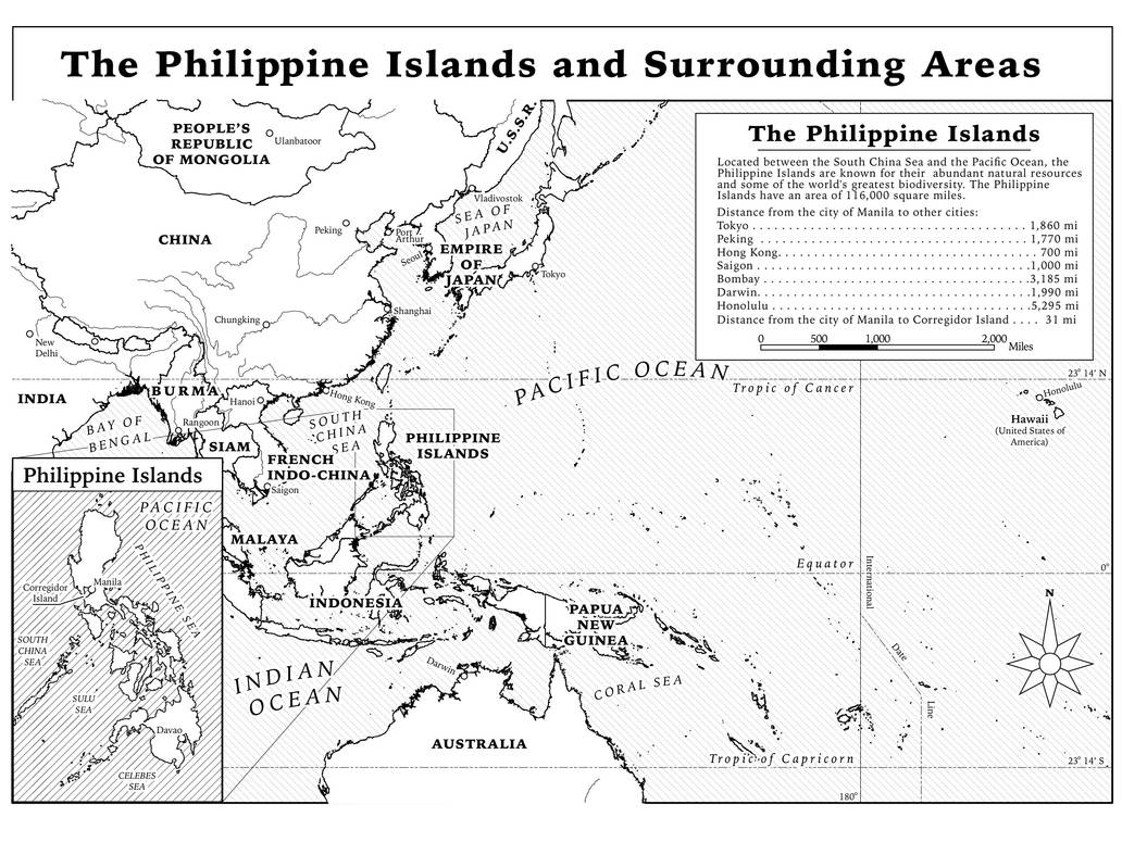 Philippines B and W  9x12 by mmmmmpig