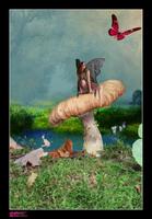 Fairy by Xilantra