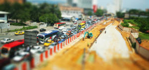 Mini City of Busy
