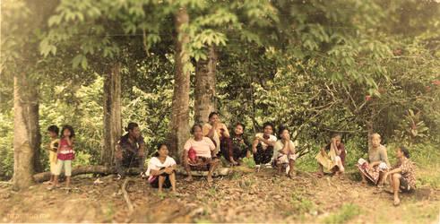 The (aboriginal) Last Supper