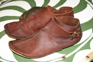 Viking shoes by VendelRus