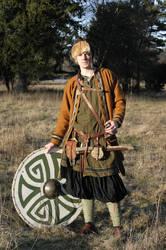 Rus viking trader by VendelRus