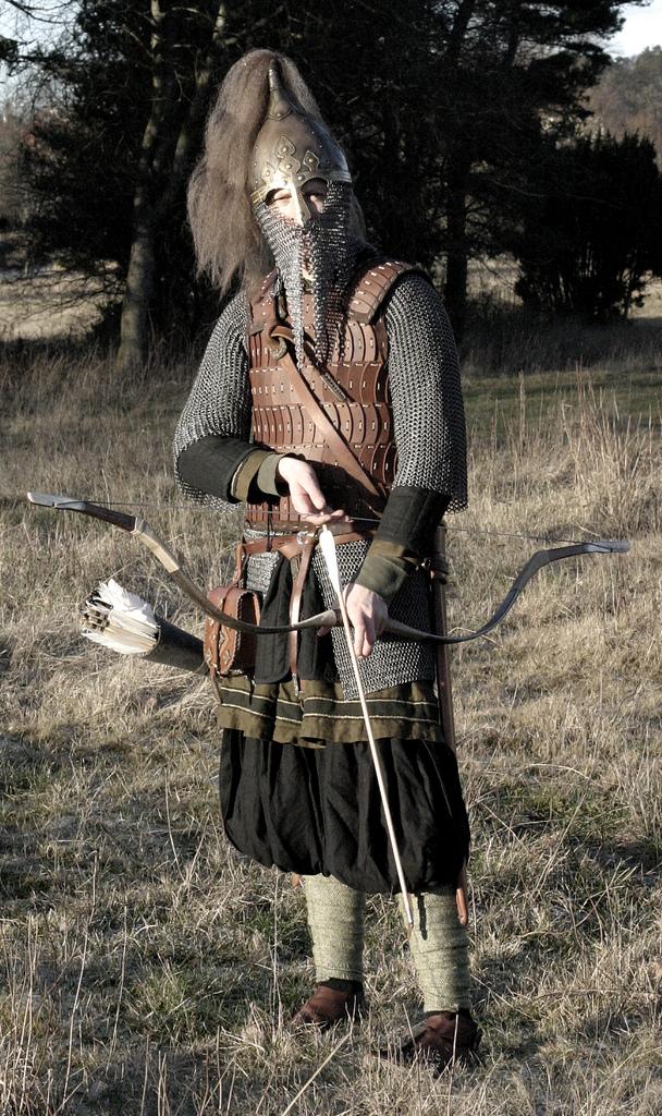 Viking archer II by VendelRus