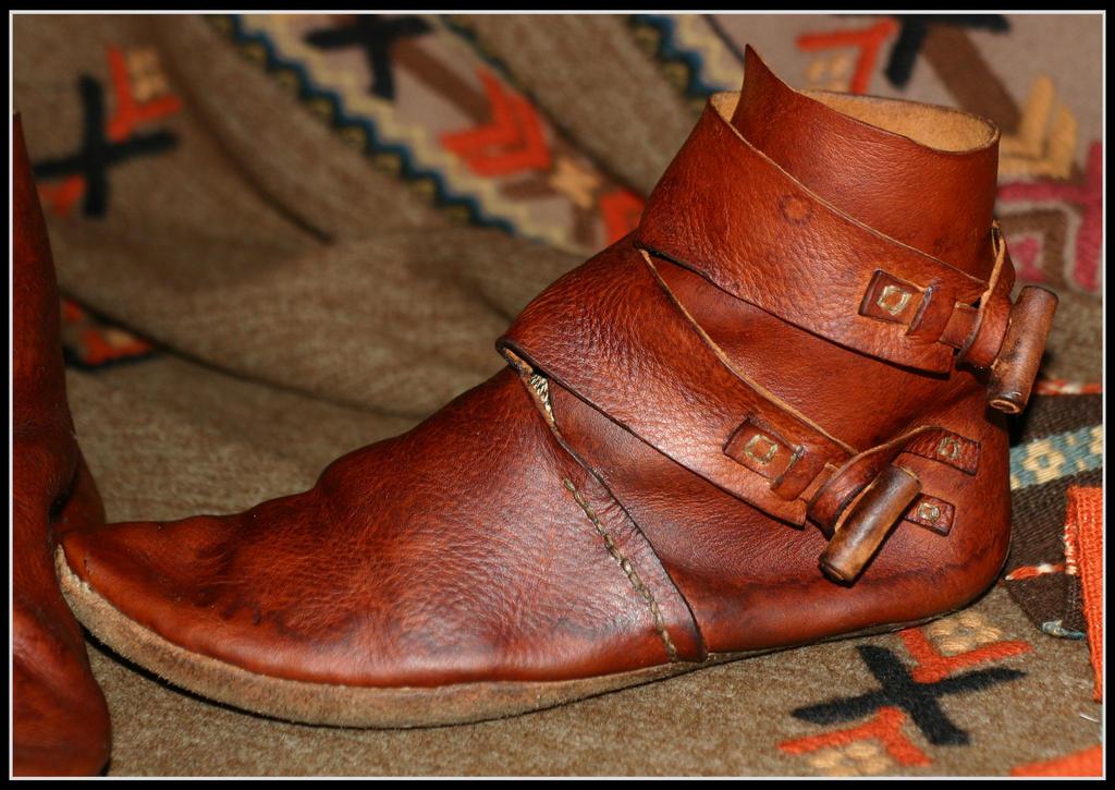 New Viking Shoes By Vendelrus On Deviantart