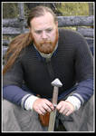Viking redhead
