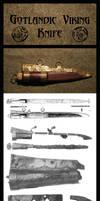 Gotlandic Viking Knife