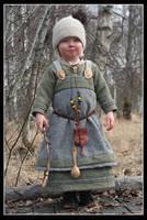 Hervor new costume by VendelRus