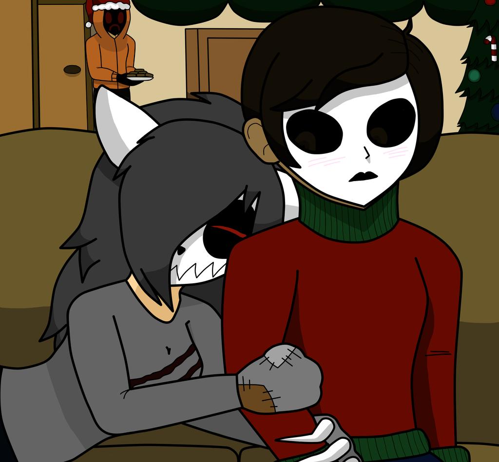 A Purrfect Christmas Eve by Otakumori