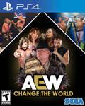 AEW Change the World Cover Art