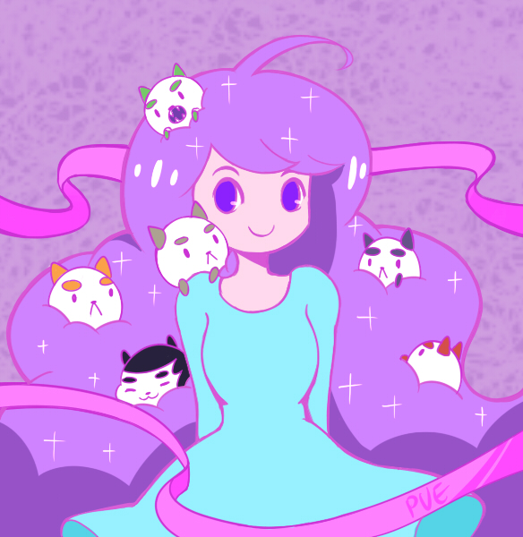 Bee and Puppycat on Pinterest | Bees, Cartoon and Fan Art