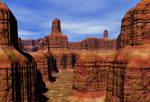 3D Landscape Stock 1