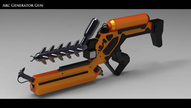 Arc Generator gun