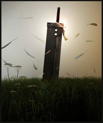 Buster Sword 2 by Akiratang