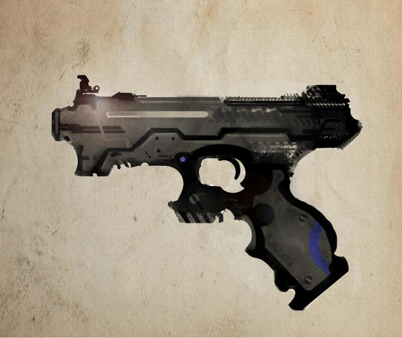 Gun - concept by Akiratang
