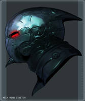 Cyborg Zsketch by Akiratang