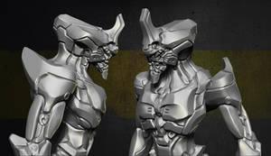 Cyborg Zsketch 2