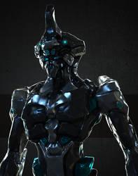 Cyborg Rhino ZB by Akiratang