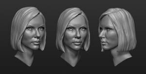 Scarlett Johansson Speed Sculpt