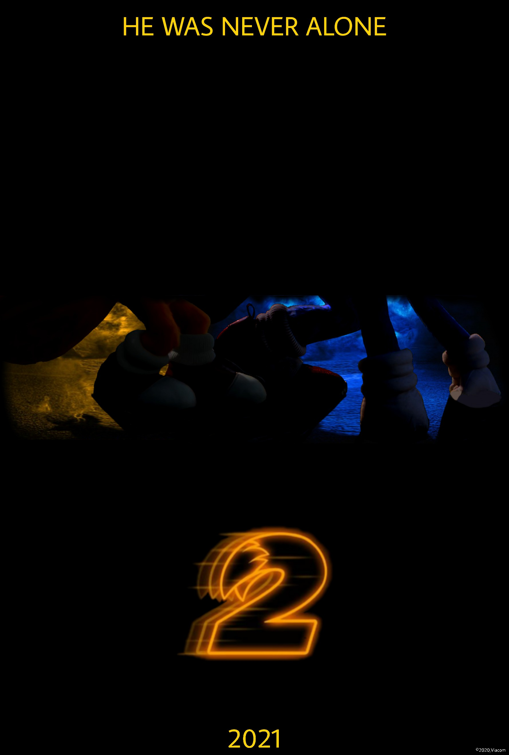 Sonic 2 Movie Teaser Poster By Abealy2 On Deviantart
