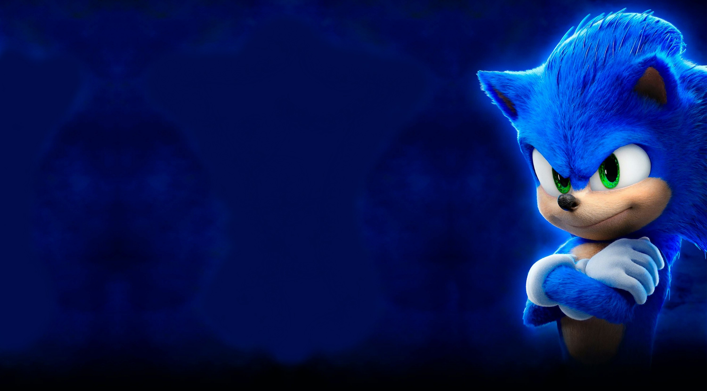 sonic the hedgehog 2020 wallpaper