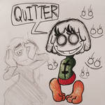 Quitter's room