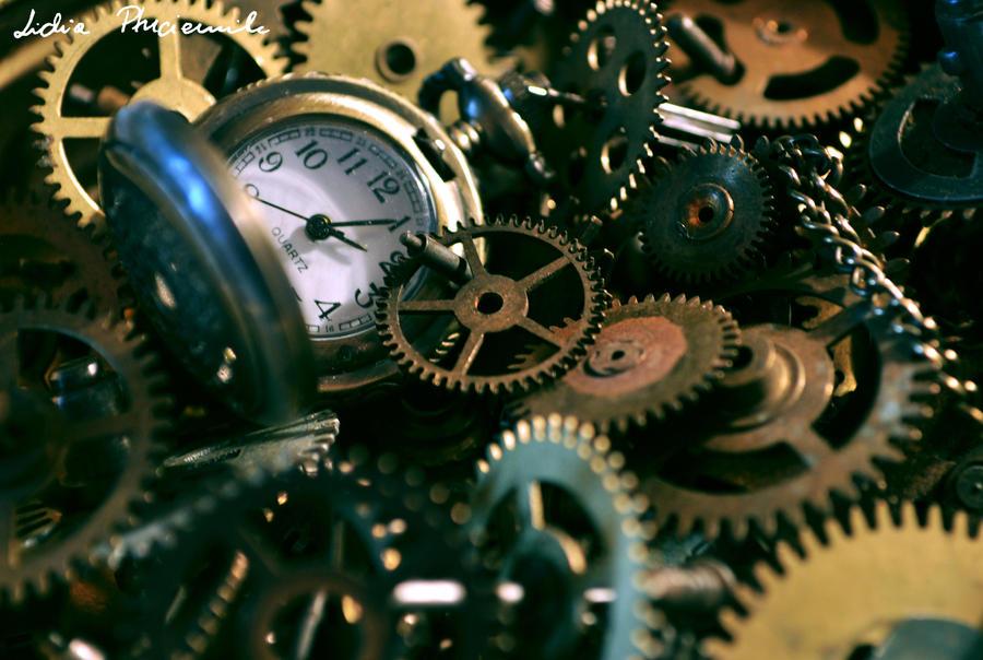 Clock wheels by lidia-art