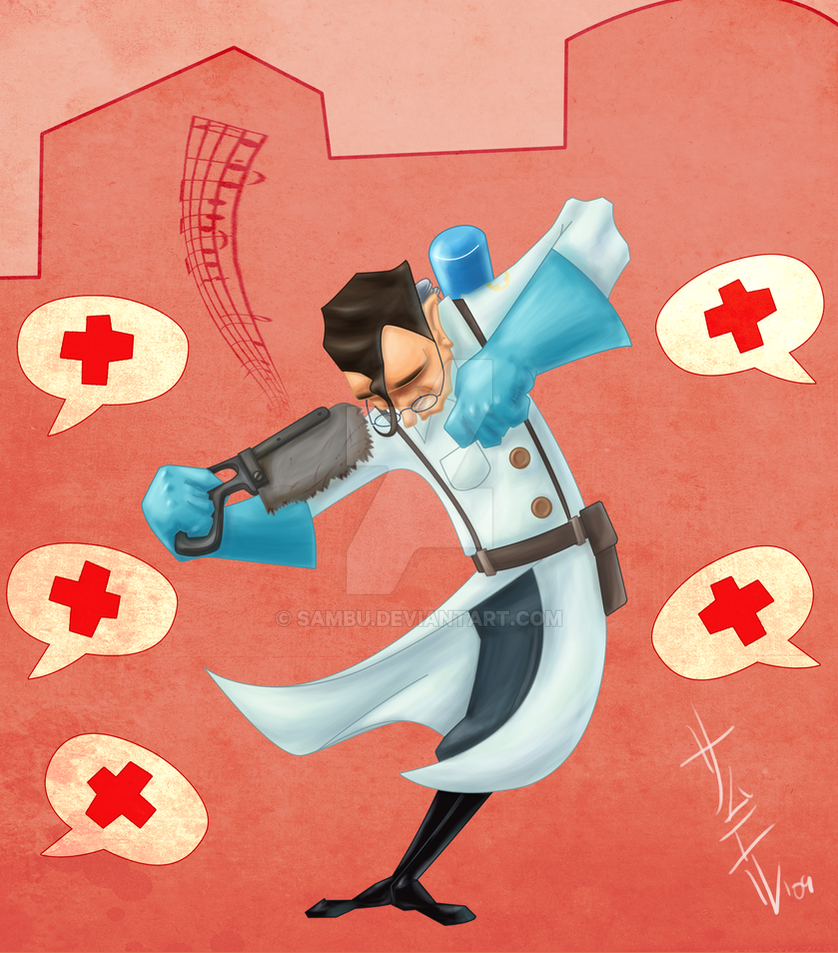 MEDIC by sambu on DeviantArt