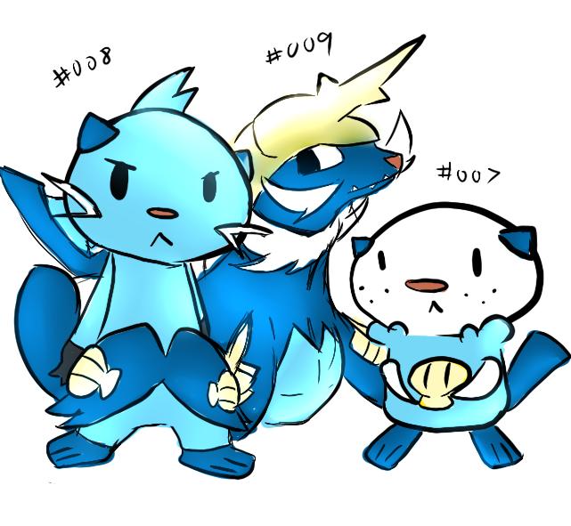 dewott pokemon shiny - photo #37
