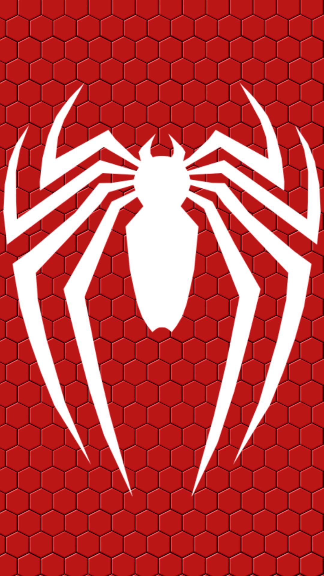 Spider Man Ps4 Logo Mobile Wallpaper By Crillyboy25 On Deviantart