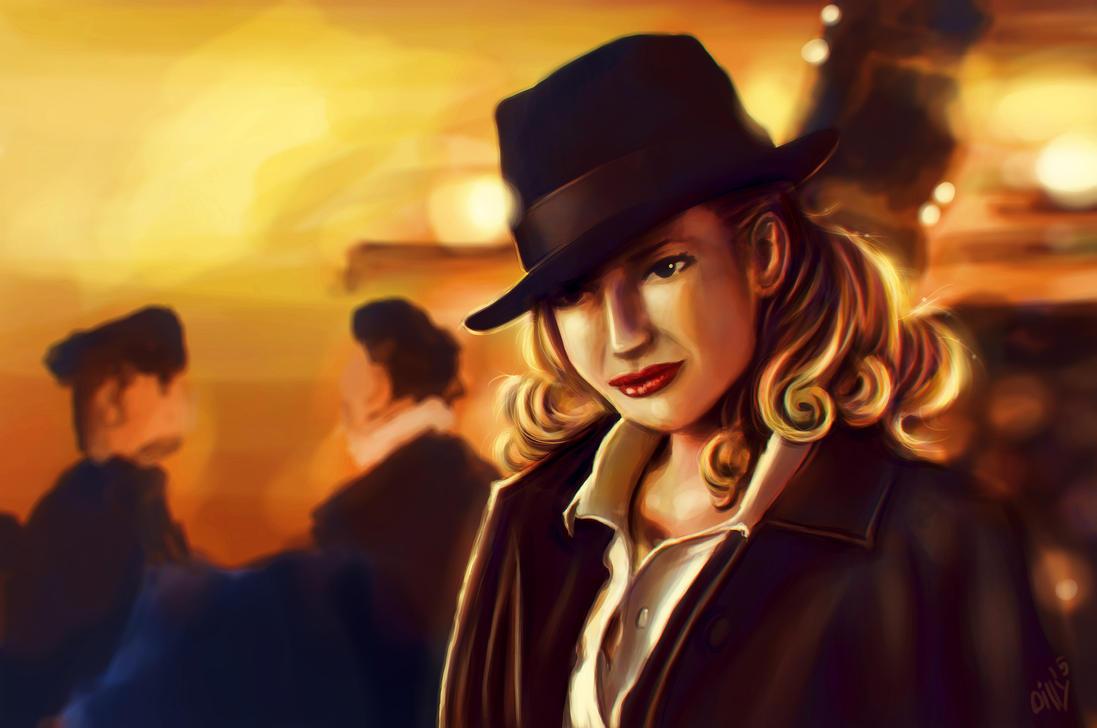 Olivia Dunham by Filsd