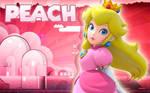 Princess Peach Wallpaper 2