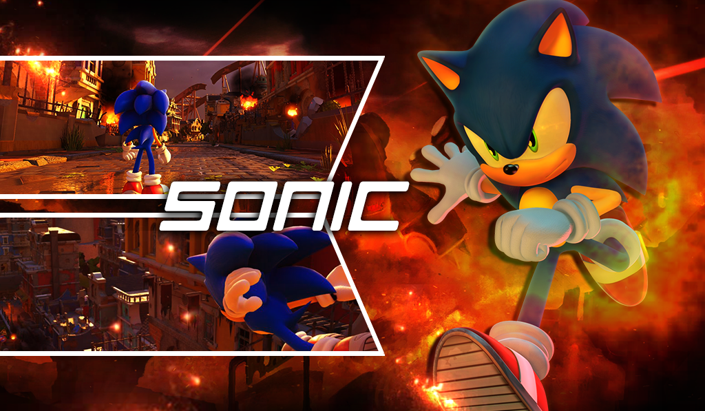 Sonic Forces Wallpaper by TheBlazyPics on DeviantArt