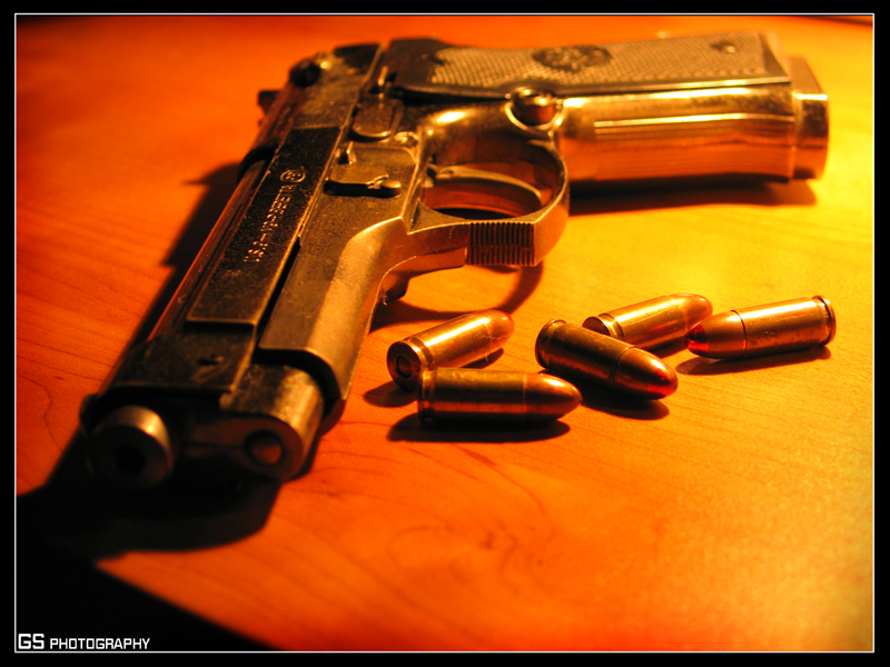 Got your self a gun by GSphotography