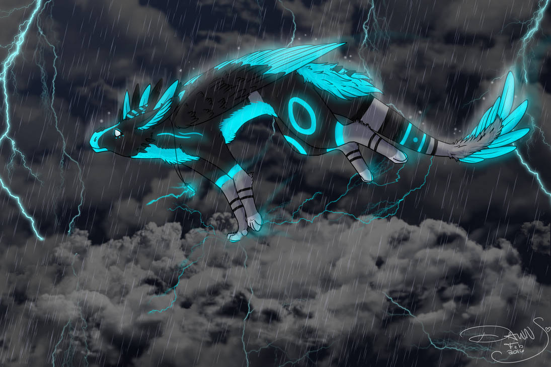 OC   Storm Jumper