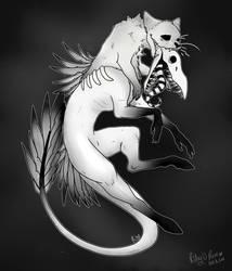 Personal   Japh the spookie boi by DawnyBear666