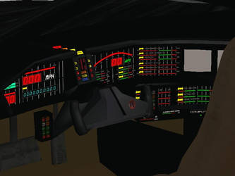 Nicole's interior by MichaelKnight1982