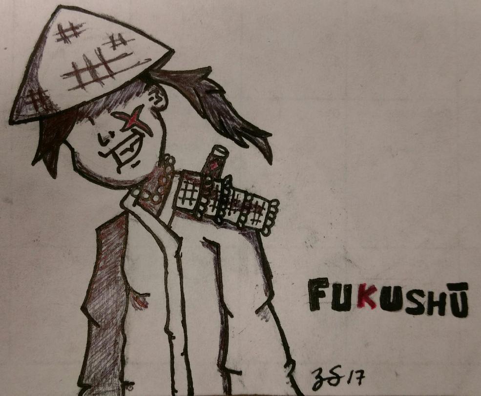 Fukushu by PartTimeDoodler