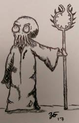 Cthulhu Priest