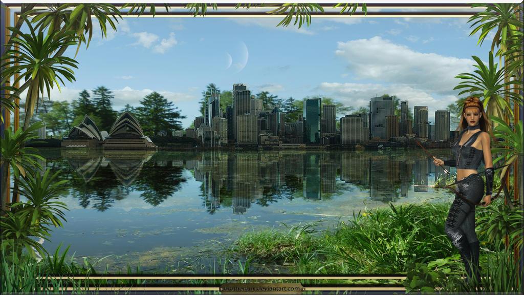 New Sydney by BrotherGuy