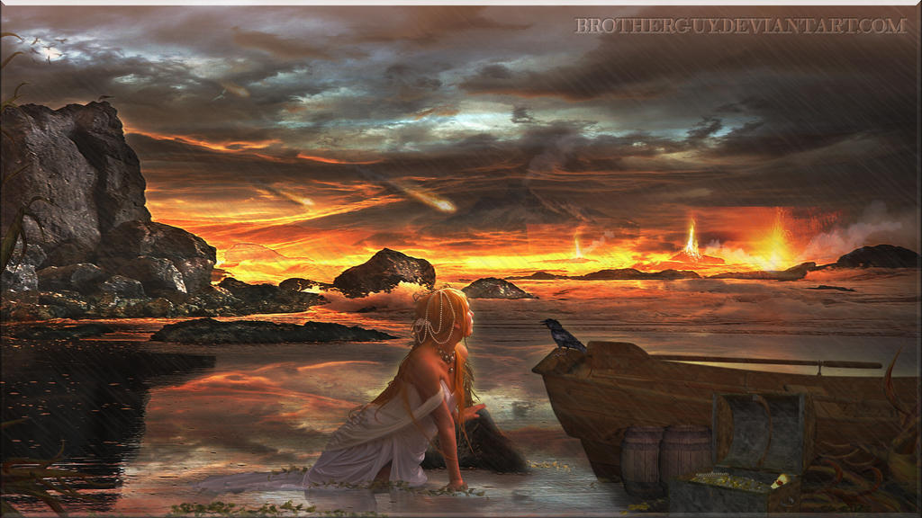 Inferno by BrotherGuy