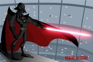 Darth Vader by RobBlizzard
